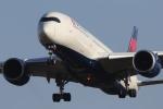 宮崎 育男さんが、成田国際空港で撮影したデルタ航空 A350-941XWBの航空フォト(写真)