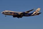 Timothy✈︎NRTさんが、成田国際空港で撮影したエアブリッジ・カーゴ・エアラインズ 747-406F/ER/SCDの航空フォト(写真)