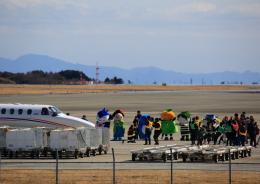 タミーさんが、静岡空港で撮影した日本エアロスペース 525A Citation CJ2の航空フォト(写真)