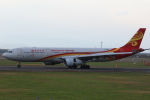 MA~RUさんが、新千歳空港で撮影した香港航空 A330-343Xの航空フォト(写真)