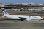 Espace77さんが、羽田空港で撮影したエールフランス航空 777-228/ERの航空フォト(写真)