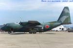 いおりさんが、芦屋基地で撮影した航空自衛隊 C-130H Herculesの航空フォト(写真)