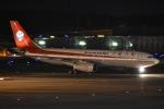 よしポンさんが、成田国際空港で撮影した四川航空 A330-243の航空フォト(写真)