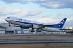 amagoさんが、伊丹空港で撮影した全日空 767-381/ERの航空フォト(写真)