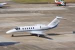 korosukeさんが、南紀白浜空港で撮影したアルペン 525A Citation CJ2の航空フォト(写真)