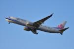 turenoアカクロさんが、高松空港で撮影したチャイナエアライン 737-8SHの航空フォト(写真)