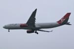 masa707さんが、ロンドン・ヒースロー空港で撮影したヴァージン・アトランティック航空 A330-343Xの航空フォト(写真)