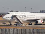 Mame @ TYOさんが、羽田空港で撮影したカンタス航空 747-48Eの航空フォト(写真)
