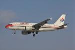 だいまる。さんが、岡山空港で撮影した中国東方航空 A319-115の航空フォト(写真)