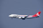 we love kixさんが、関西国際空港で撮影したカーゴルクス 747-438の航空フォト(写真)