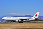 yoshibouさんが、静岡空港で撮影した中国東方航空 A330-243の航空フォト(写真)