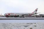 北の熊さんが、新千歳空港で撮影した中国東方航空 A330-343Xの航空フォト(写真)