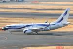 takaRJNSさんが、羽田空港で撮影したGama アビエーション 737-7GV BBJの航空フォト(写真)