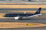 takaRJNSさんが、羽田空港で撮影したスターフライヤー A320-214の航空フォト(写真)