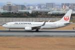 キイロイトリ1005fさんが、伊丹空港で撮影したJALエクスプレス 737-846の航空フォト(写真)