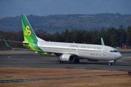miffyさんが、広島空港で撮影した春秋航空日本 737-8ALの航空フォト(写真)