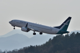 miffyさんが、広島空港で撮影したシルクエア 737-8-MAXの航空フォト(写真)