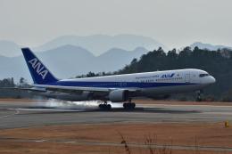 miffyさんが、広島空港で撮影した全日空 767-381の航空フォト(写真)