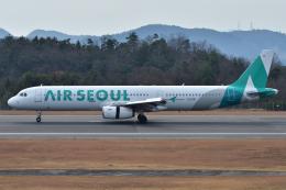 miffyさんが、広島空港で撮影したエアソウル A321-231の航空フォト(写真)