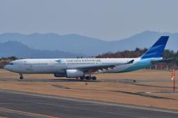 miffyさんが、広島空港で撮影したガルーダ・インドネシア航空 A330-341の航空フォト(写真)
