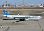 じーく。さんが、羽田空港で撮影した中国南方航空 A330-323Xの航空フォト(飛行機 写真・画像)