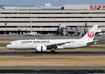 じーく。さんが、羽田空港で撮影した日本航空 787-8 Dreamlinerの航空フォト(写真)