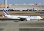 じーく。さんが、羽田空港で撮影したエールフランス航空 777-228/ERの航空フォト(飛行機 写真・画像)