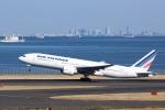 ぽん太さんが、羽田空港で撮影したエールフランス航空 777-228/ERの航空フォト(写真)