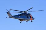 kumagorouさんが、霞目駐屯地で撮影した宮城県警察 AW139の航空フォト(写真)