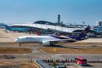 we love kixさんが、関西国際空港で撮影したタイ国際航空 A350-941XWBの航空フォト(写真)