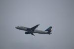 zero1さんが、香港国際空港で撮影したスモール・プラネット・エアラインズ・カンボジア A320-214の航空フォト(写真)