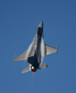 がいなやつさんが、芦屋基地で撮影したアメリカ空軍 F-16 Fighting Falconの航空フォト(写真)