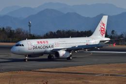 miffyさんが、広島空港で撮影した香港ドラゴン航空 A320-232の航空フォト(写真)