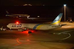 miffyさんが、羽田空港で撮影したAIR DO 767-33A/ERの航空フォト(写真)