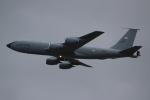 OMAさんが、嘉手納飛行場で撮影したアメリカ空軍 KC-135R Stratotanker (717-148)の航空フォト(写真)