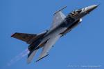 michioさんが、芦屋基地で撮影したアメリカ空軍 F-16CM-50-CF Fighting Falconの航空フォト(写真)