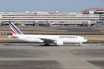 ハム太郎。さんが、羽田空港で撮影したエールフランス航空 777-228/ERの航空フォト(写真)