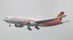 誘喜さんが、香港国際空港で撮影した香港エアカーゴ A330-243Fの航空フォト(写真)