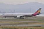 Orange linerさんが、関西国際空港で撮影したアシアナ航空 A330-323Xの航空フォト(写真)