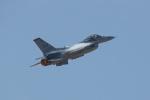 totsu19さんが、芦屋基地で撮影したアメリカ空軍 F-16CM-50-CF Fighting Falconの航空フォト(写真)