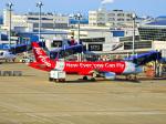 takamaruさんが、中部国際空港で撮影したエアアジア・ジャパン A320-216の航空フォト(写真)