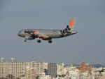 おっつんさんが、那覇空港で撮影したジェットスター・ジャパン A320-232の航空フォト(写真)