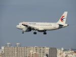 おっつんさんが、那覇空港で撮影した中国東方航空 A320-232の航空フォト(写真)