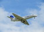 おっつんさんが、能登空港で撮影した宇宙航空研究開発機構 680 Citation Sovereignの航空フォト(飛行機 写真・画像)