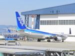 おっつんさんが、伊丹空港で撮影した全日空 737-881の航空フォト(写真)