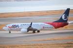 水月さんが、関西国際空港で撮影した山東航空 737-85Nの航空フォト(写真)