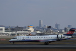 Fly Yokotayaさんが、伊丹空港で撮影したアイベックスエアラインズ CL-600-2C10 Regional Jet CRJ-702の航空フォト(写真)