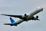 saoya_saodakeさんが、成田国際空港で撮影したガルーダ・インドネシア航空 777-3U3/ERの航空フォト(写真)