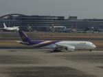 さゆりんごさんが、羽田空港で撮影したタイ国際航空 A350-941XWBの航空フォト(写真)