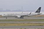 Orange linerさんが、関西国際空港で撮影したエバー航空 A321-211の航空フォト(写真)
